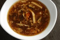 Vegetable Hot & Sour Soup175